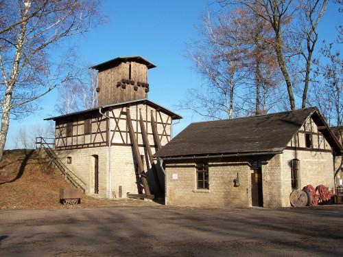 Bild Besucherbergwerk Vereinigte Reviere Kamsdorf