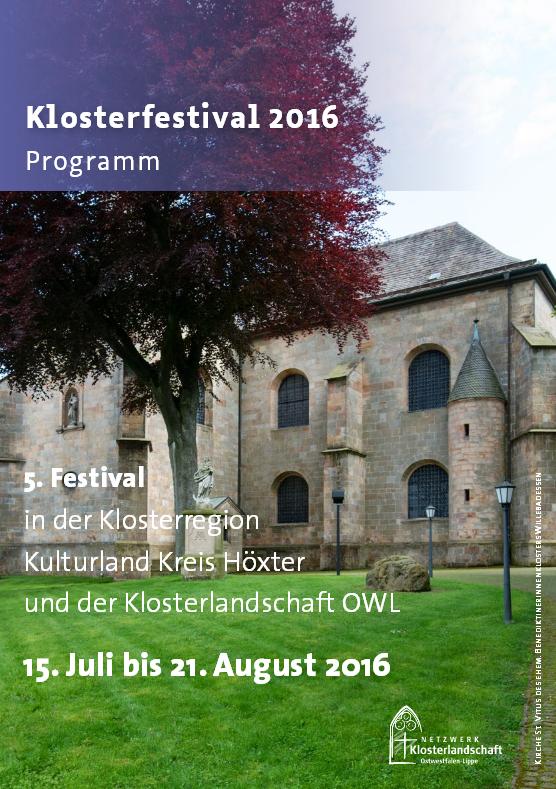 Bild Klosterfestival Höxter