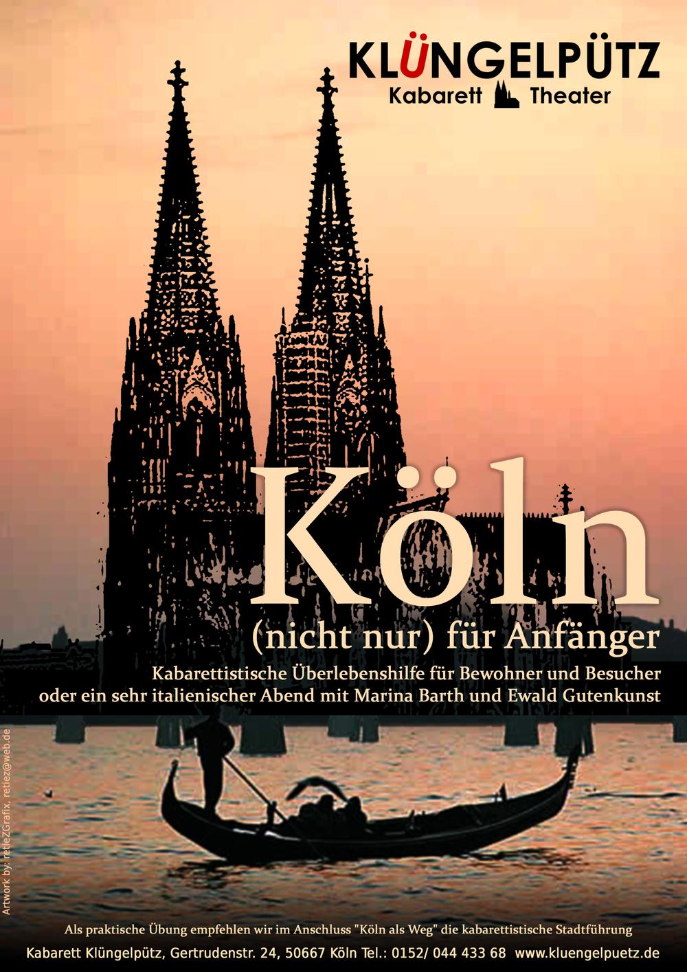 Bild Kabarett Theater Klüngelpütz Köln