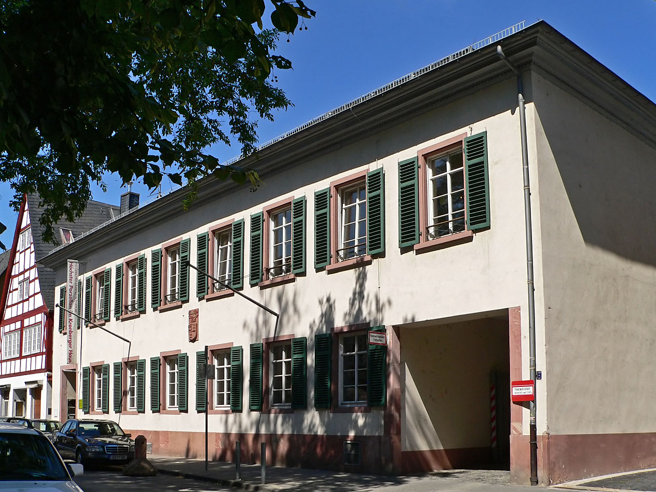 Bild Kronberger Haus Frankfurt am Main