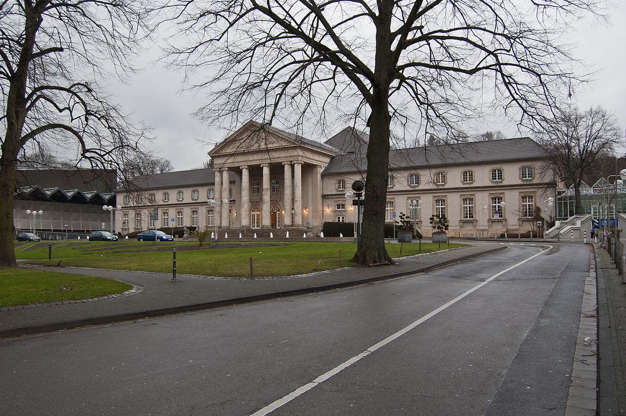 Bild Neues Kurhaus Aachen