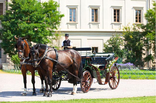 Bild Kutschfahrt durch Weimar