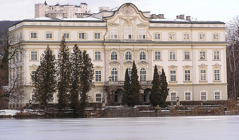 Bild Schloss Leopoldskron Salzburg