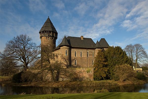 Bild Burg Linn Krefeld