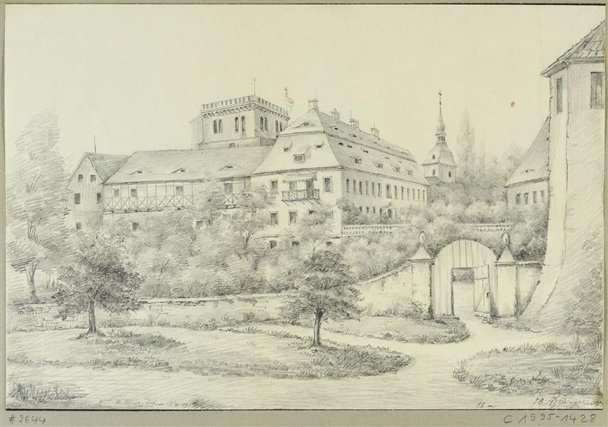 Bild Rittergut Maxen