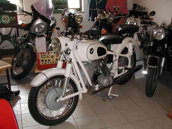 Bild Motorrad Museum Montabaur