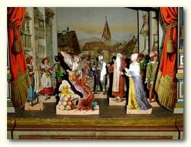Bild Marionetten- und Papiertheatermuseum Lehesten