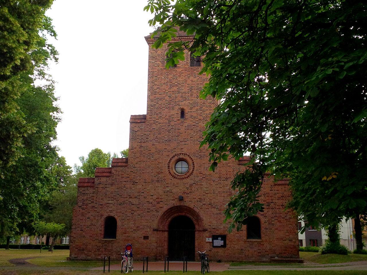 Bild Sankt Nikolai Brandenburg an der Havel