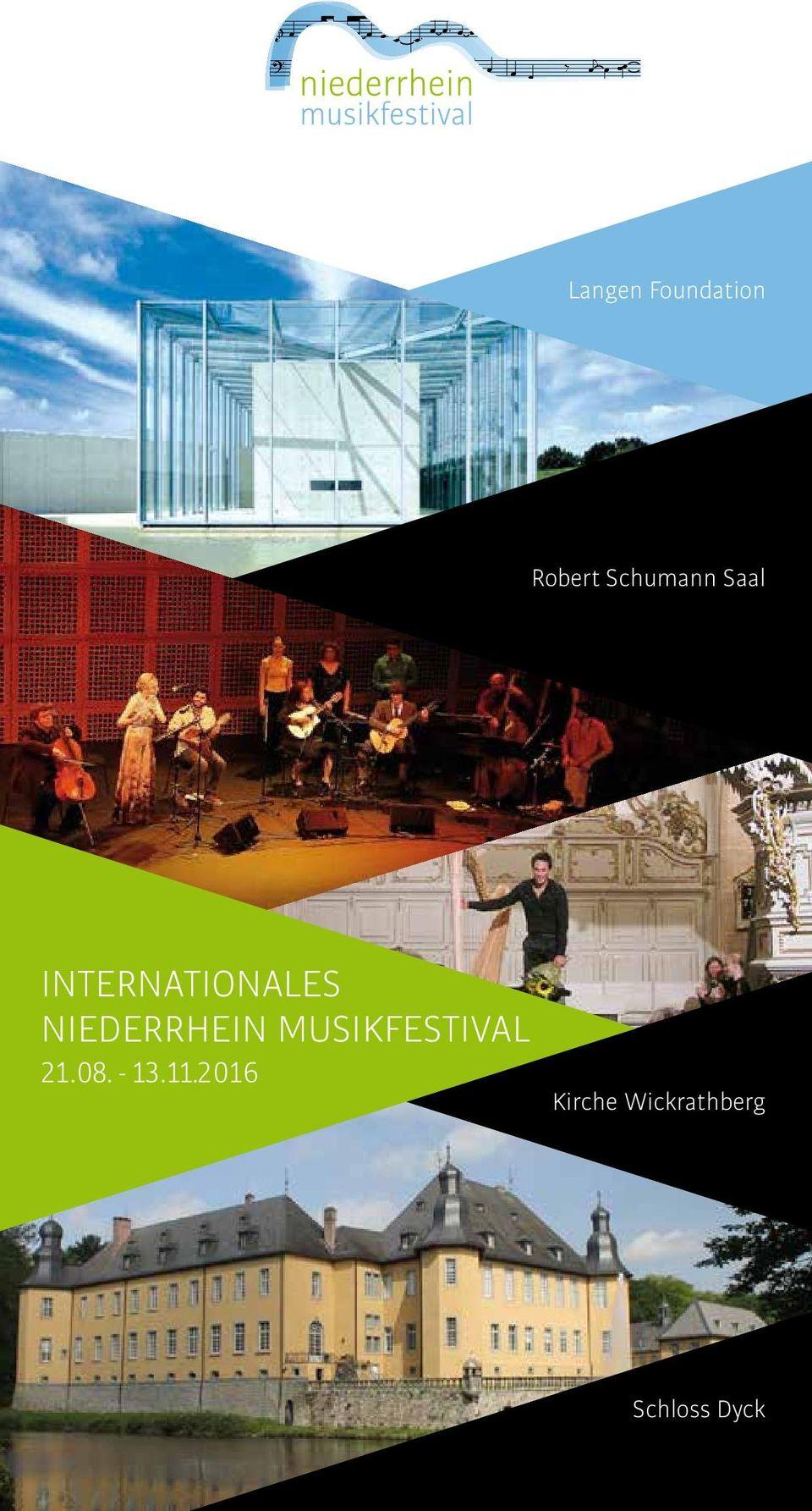 Bild Internationales Niederrhein Musikfestival