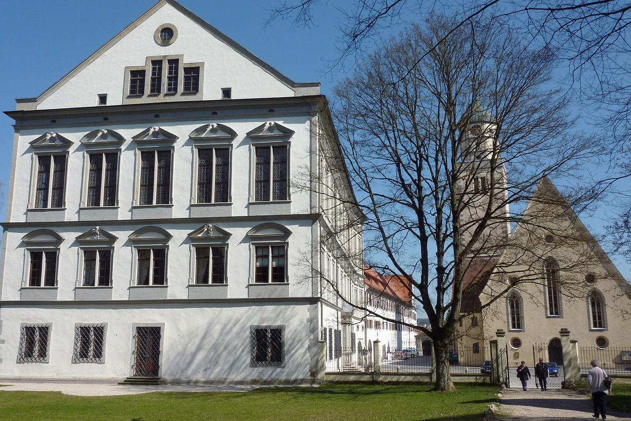 Bild Schloss Oettingen