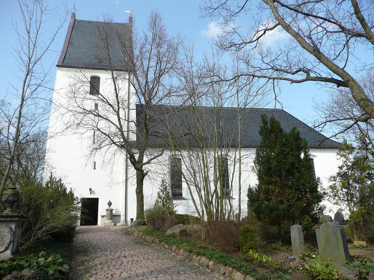 Bild Dorfkirche Panitzsch