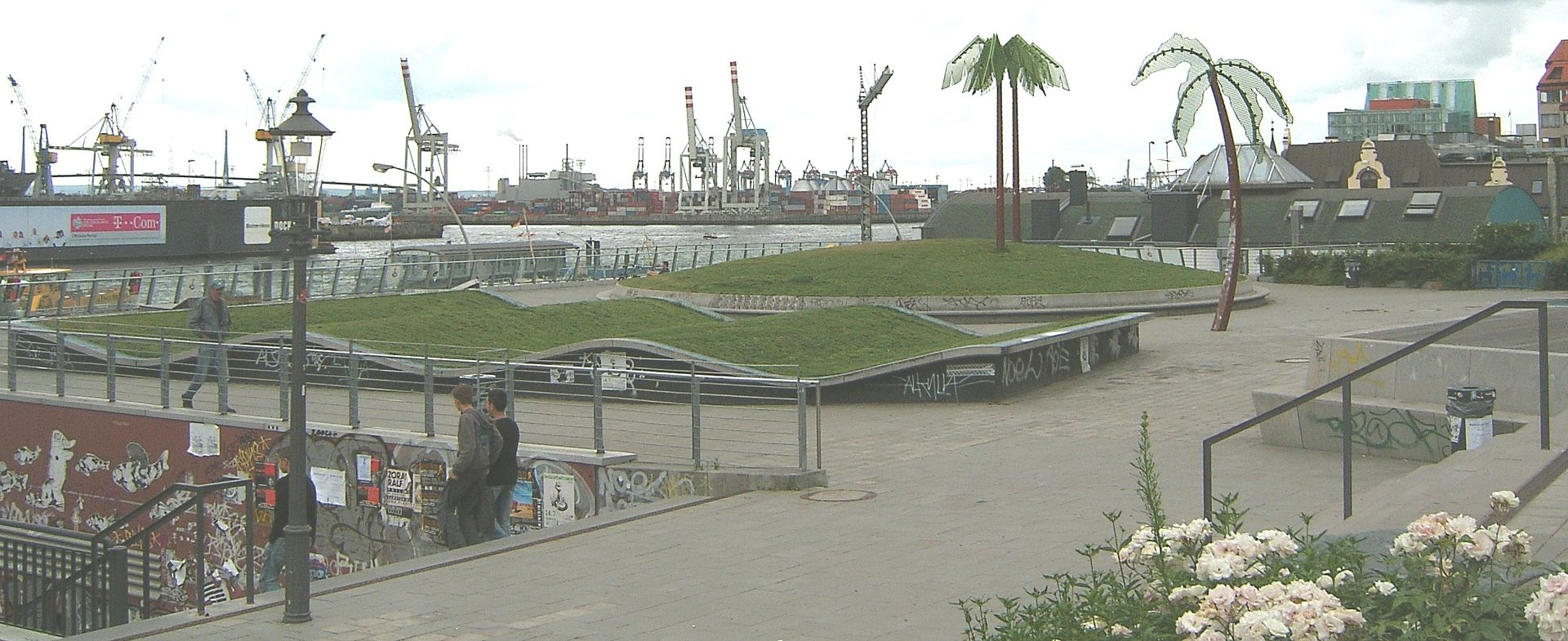 Bild Park Fiction Hamburg