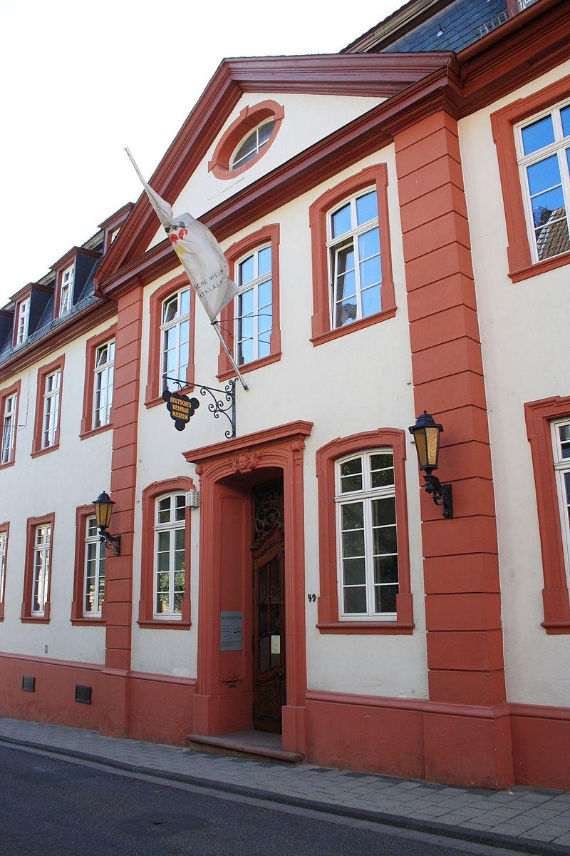 Bild Deutsches Weinbaumuseum Oppenheim