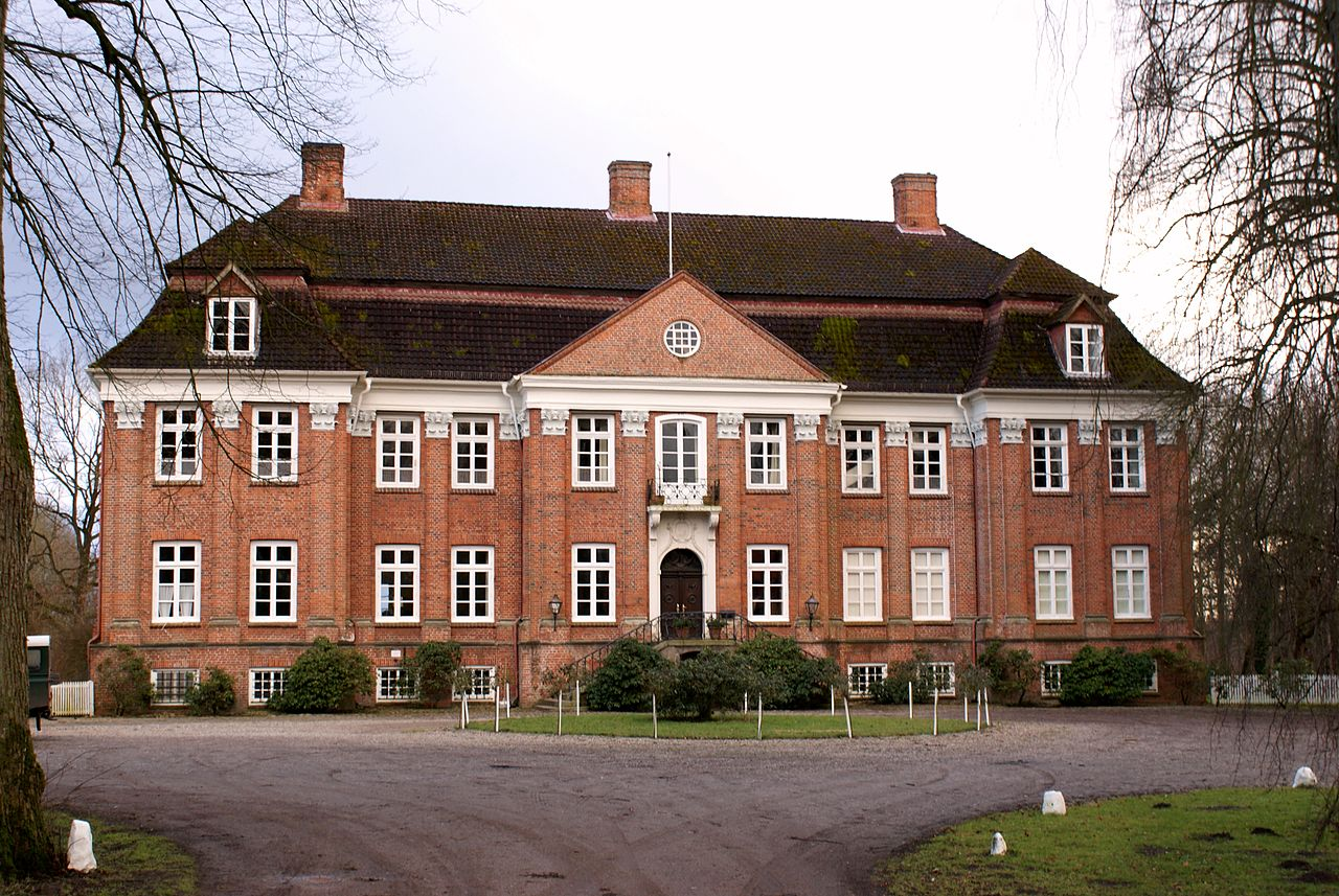 Bild Herrenhaus Pronstorf