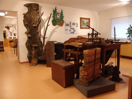 Bild Rennsteigmuseum Neustadt am Rennweg
