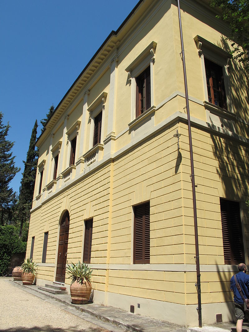 Bild Villa Romana Florenz