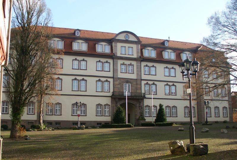 Bild Schloss Rotenburg an der Fulda