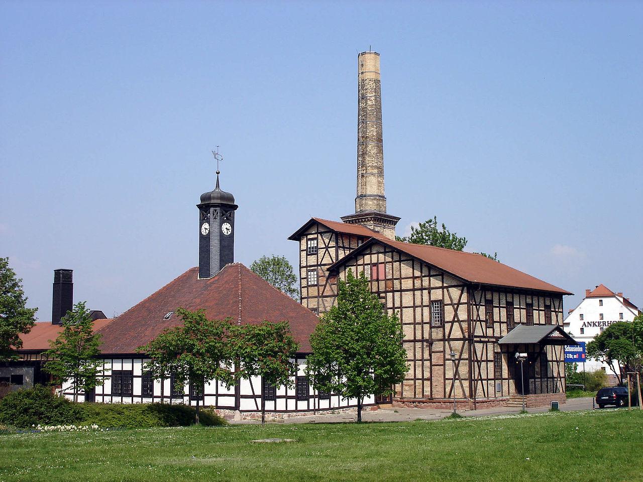 Bild Halloren- und Salinemuseum Halle Saale