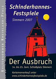 Bild Schinderhannes Festspiele Simmern
