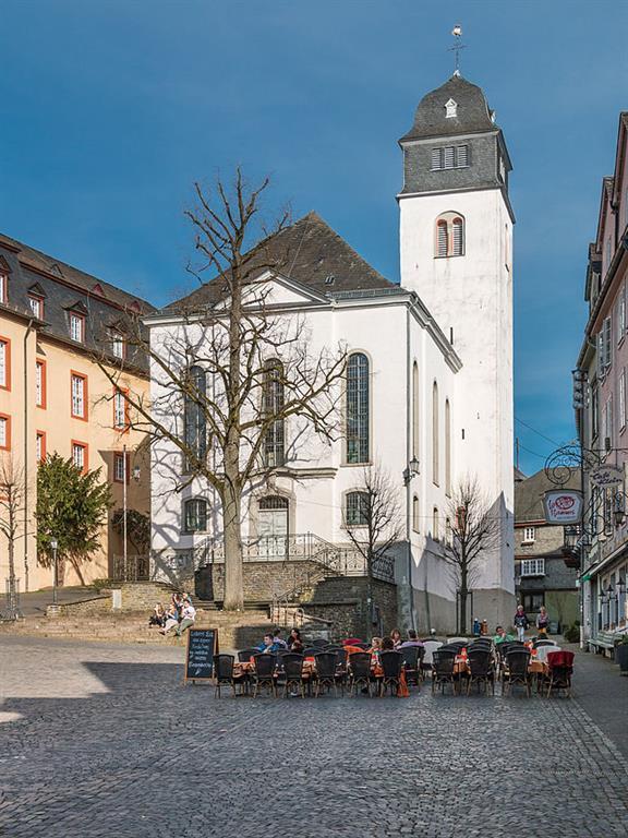 Bild Schlosskirche Hachenburg