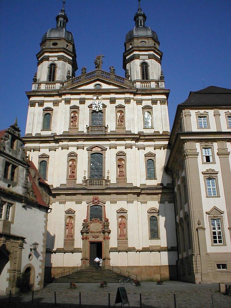 Bild Kloster Schöntal