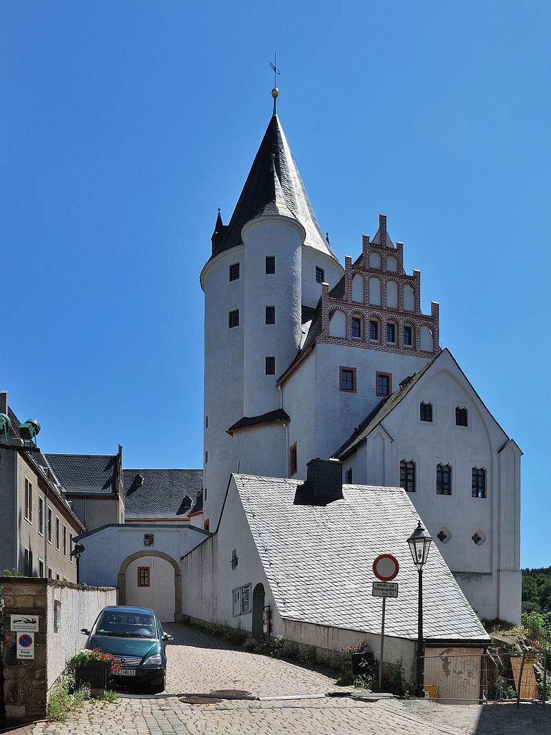 Bild Schloss Schwarzenberg