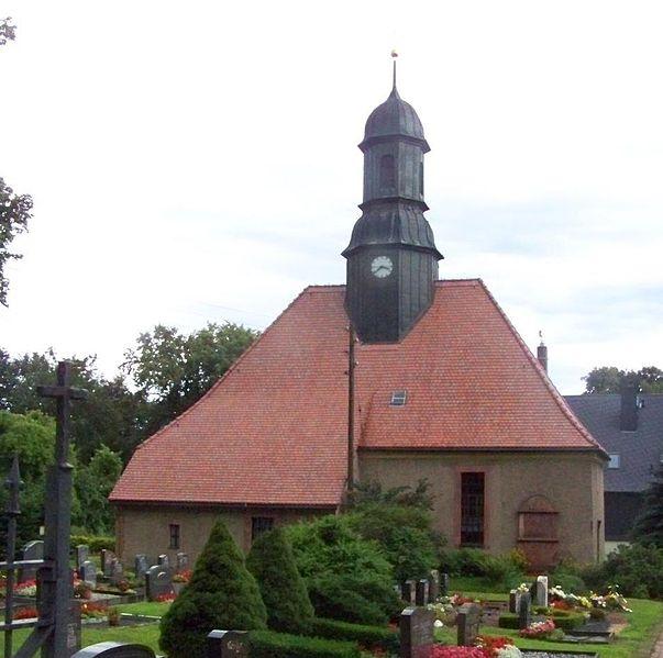 Bild Kirche Schweikershain