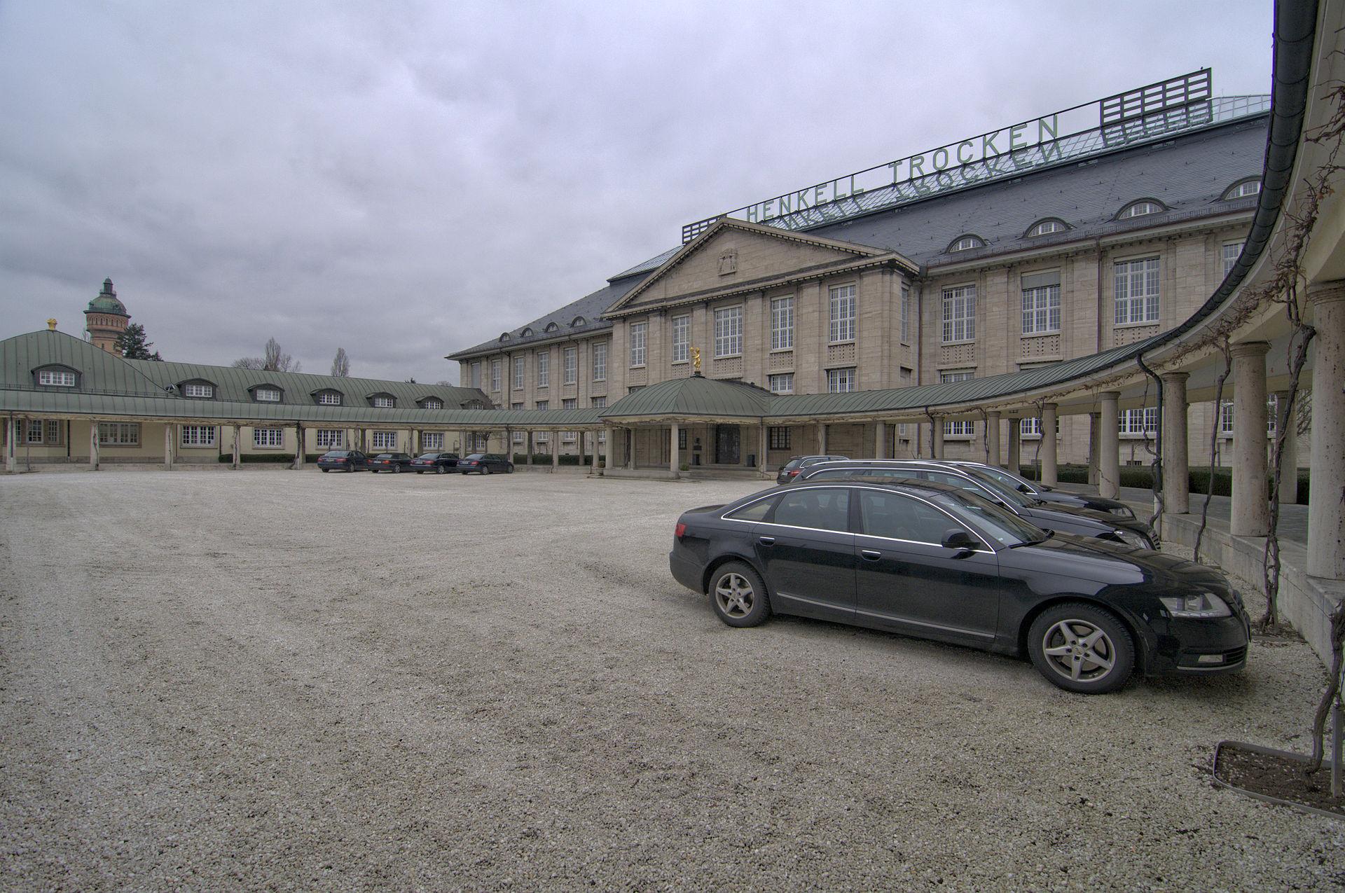 Bild Henkell Sektkellerei Wiesbaden