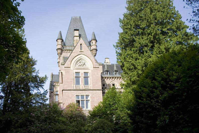 Bild Schloss Solms Baden Baden