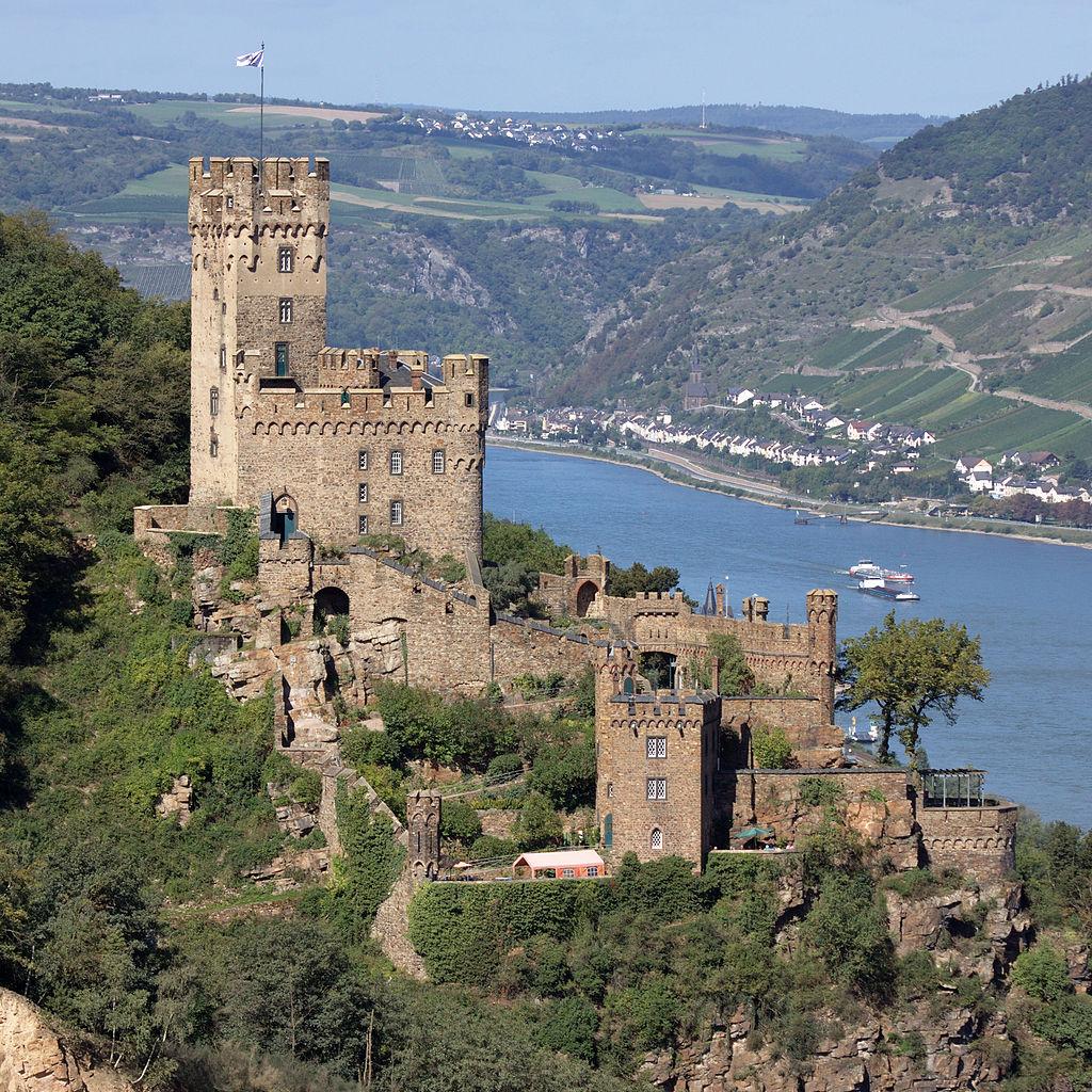 Bild Burg Sooneck Niederheimbach