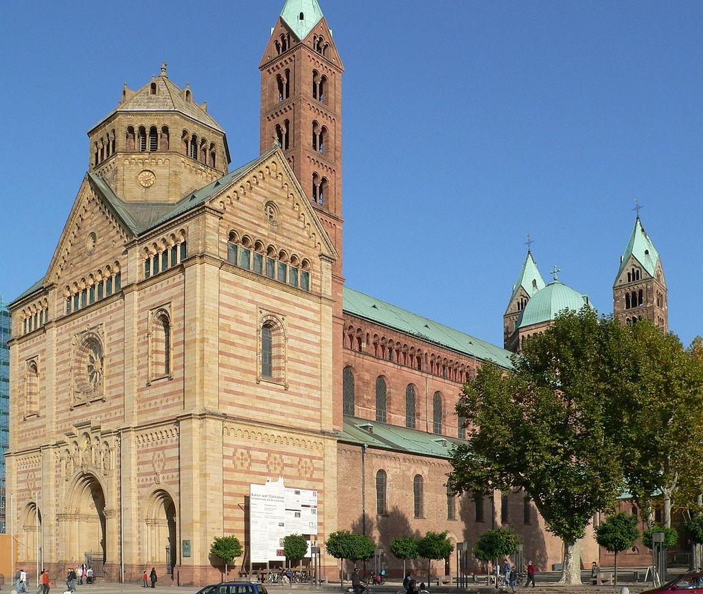 Bild Dom zu Speyer