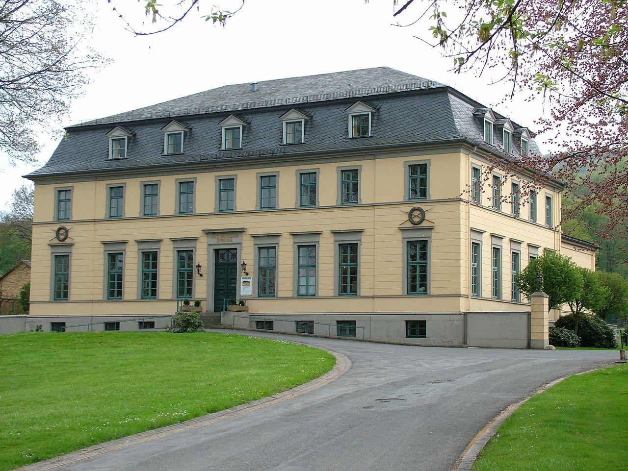 Bild Jagdschloss Springe