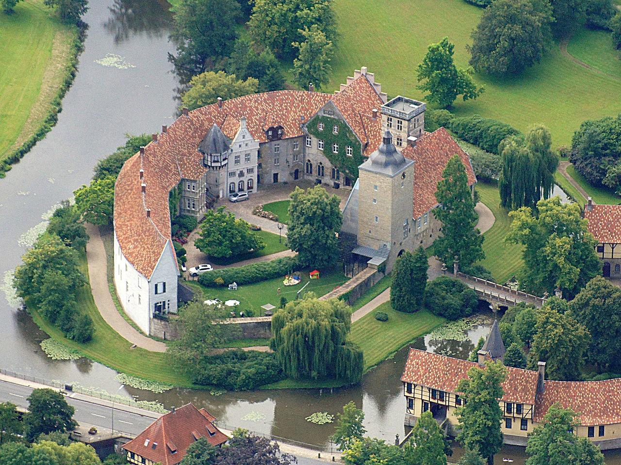Bild Schloss Steinfurt
