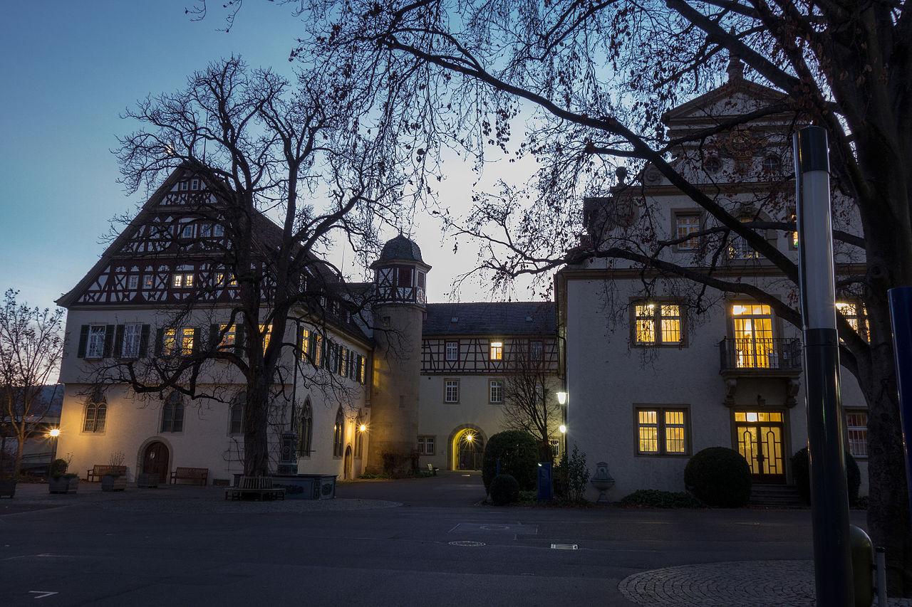 Bild Schloss Stetten Kernen