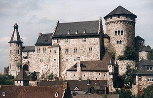 Bild Burg Stolberg
