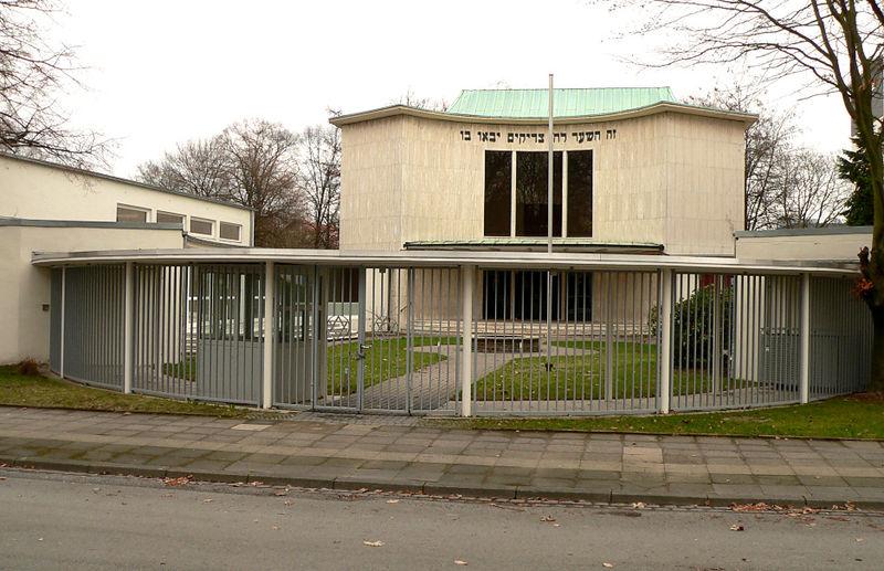 Bild Synagoge Haeckelstraße Hannover