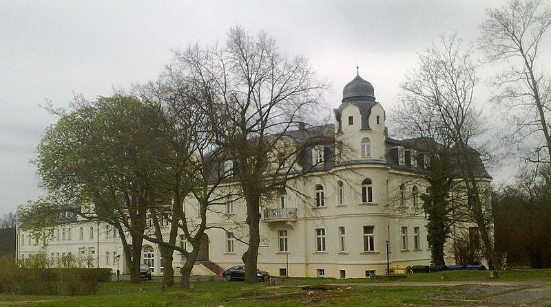 Bild Schloss Teutschenthal