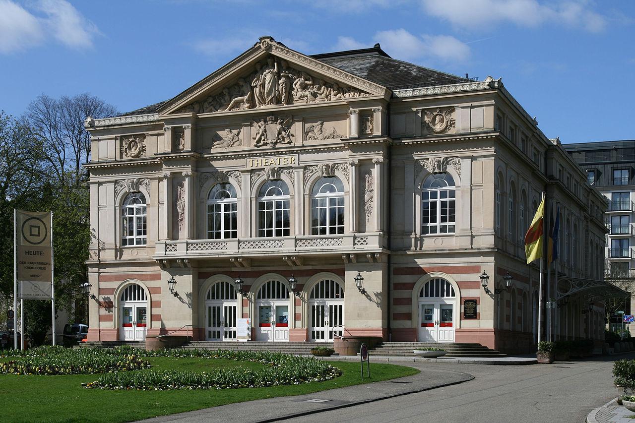 Bild Theater Baden Baden