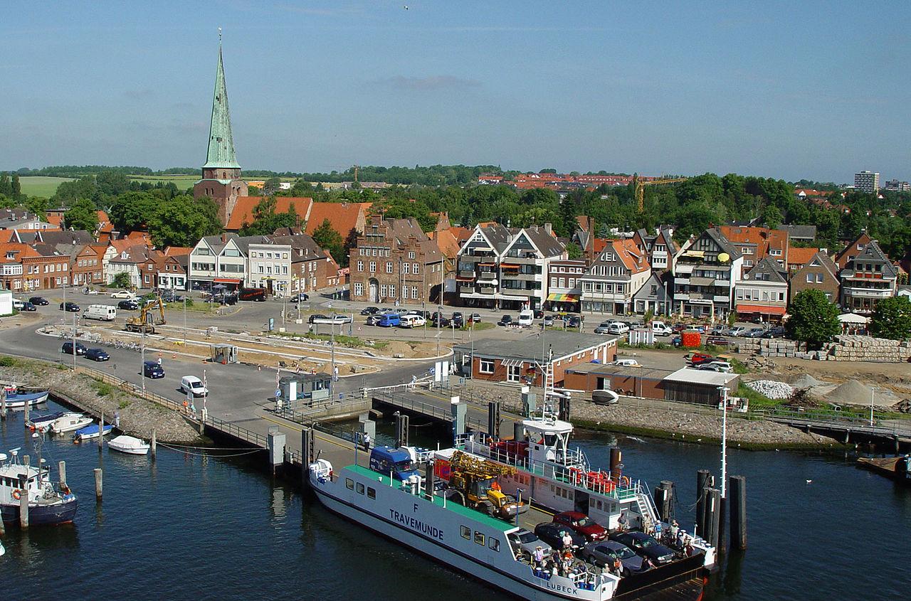 Bild Hafenrundfahrt Lübeck