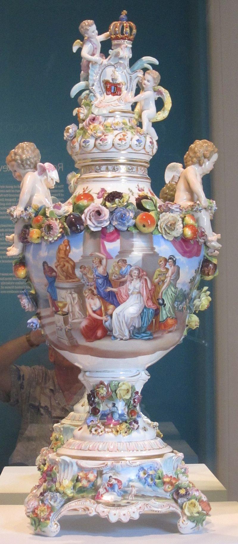 Bild Sächsische Porzellan Manufaktur Dresden