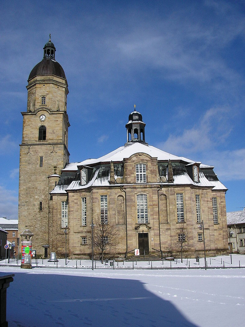 Bild Stadtkirche Waltershausen