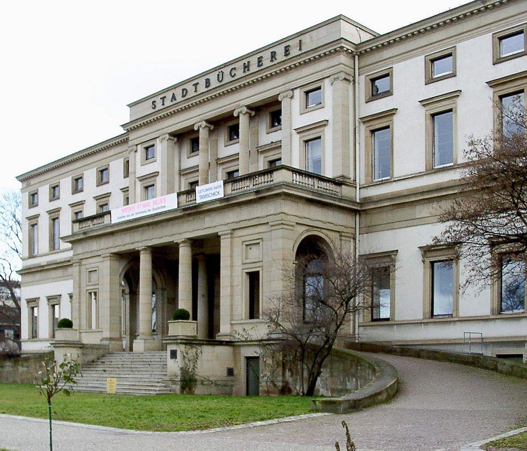 Bild Wilhelmspalais Stuttgart