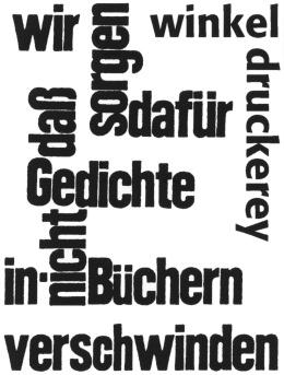 Bild Winkeldruckerey Speyer