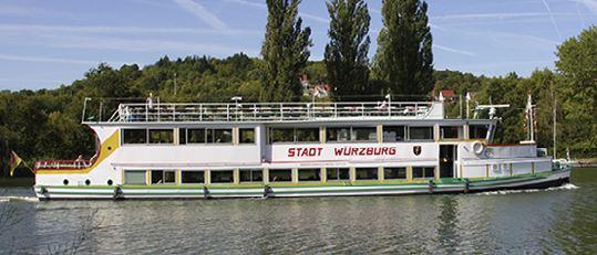 Bild Schiffstour Würzburg