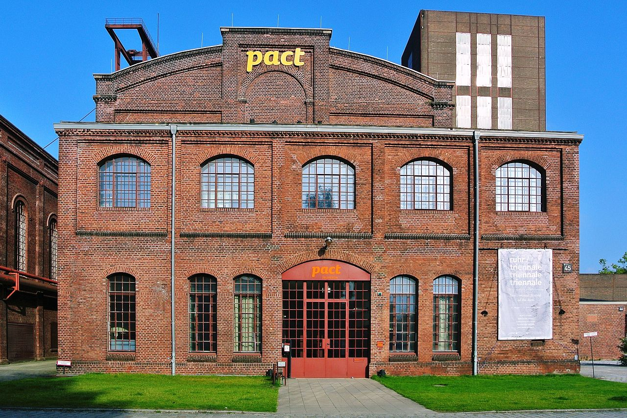 Bild PACT ZOLLVEREIN