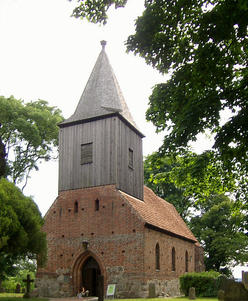 Bild Dorfkirche Groß Zicker