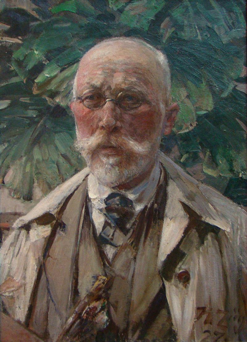 Bild Heinrich von Zügel Gedächtnisgalerie Wörth